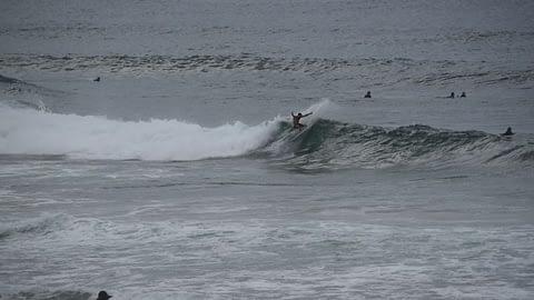 north narrabeen surfer