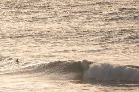 long reef surfer