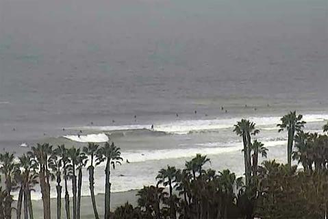 ventura St framegrab surfline