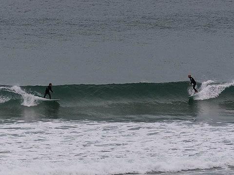 long reef lagoon surfing